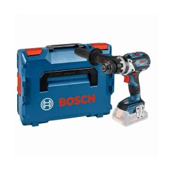 toptopdeal Bosch Professional GSB 18 V - 85 C Cordless Combi Drill (without Battery and Charger), L - Boxx