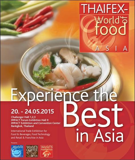 thaifexfood 2015