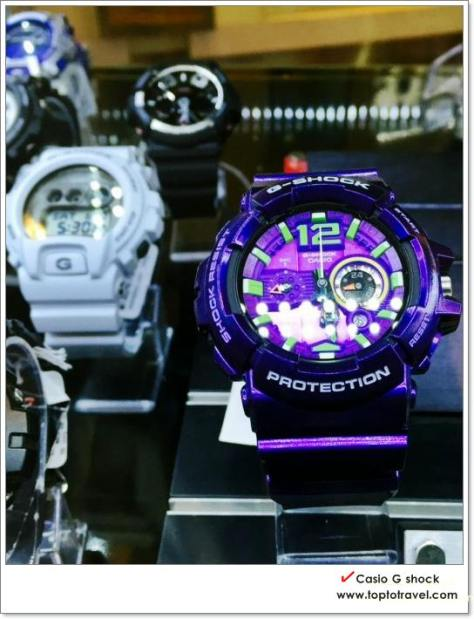Casio-G shock-10