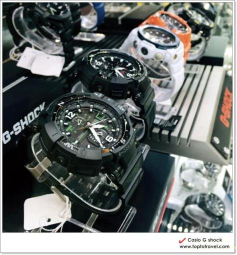 Casio-G shock-6