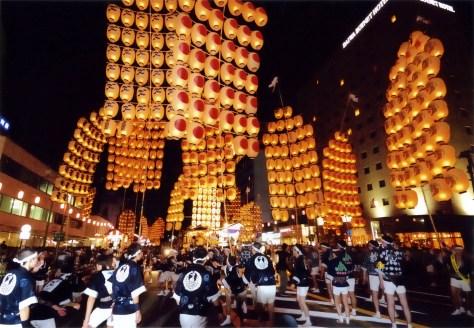 akita-Kanto Festival