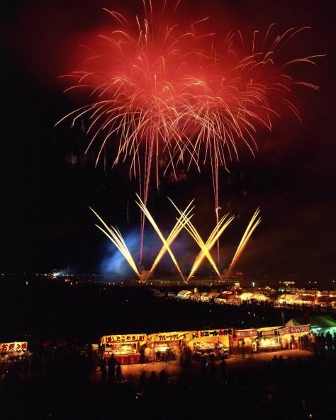 akita-Omagari Fireworks Festival