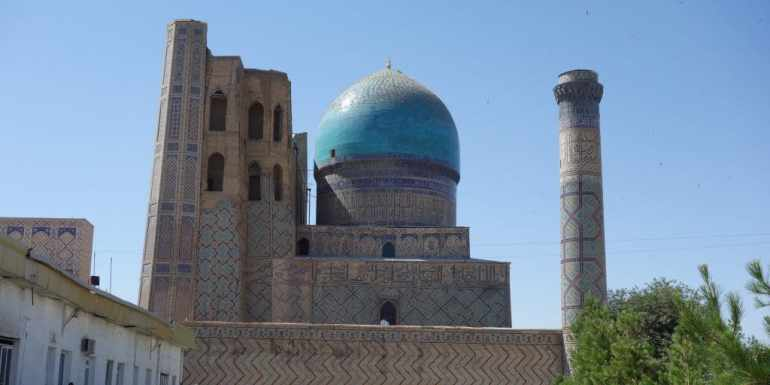Bibi-Kanym Mosque