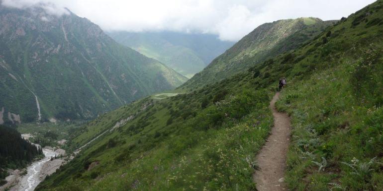 Ala-Archa National Park, Kyrgyzstan