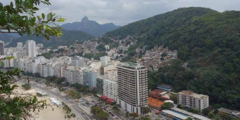 Forte Duque de Caxias, Rio de Janeiro, Brazil