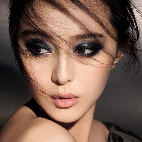 Asian Prom Makeup