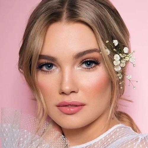 Cute Simple Prom Makeup