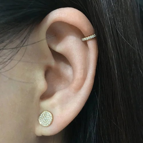 Helix Ear Piercing