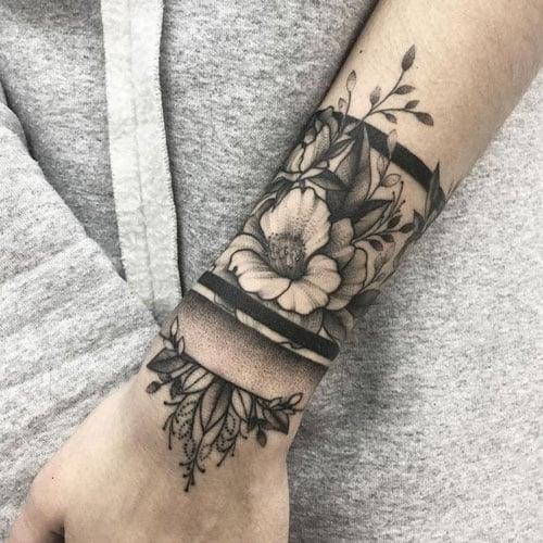 Classy Forearm Tattoos For Women