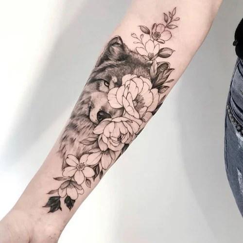 Inner Forearm Tattoos For Women