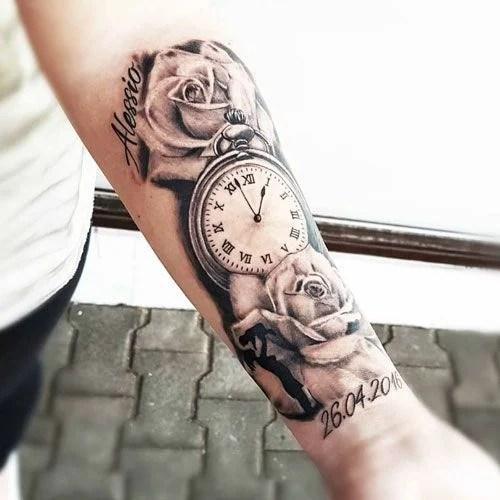 Meaningful Forearm Tattoo Women