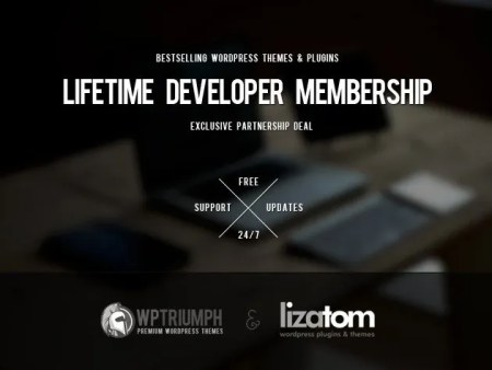 Best Wordpress Deal Ever: Access to 2 Clubs w/ Lifetime Developer License -