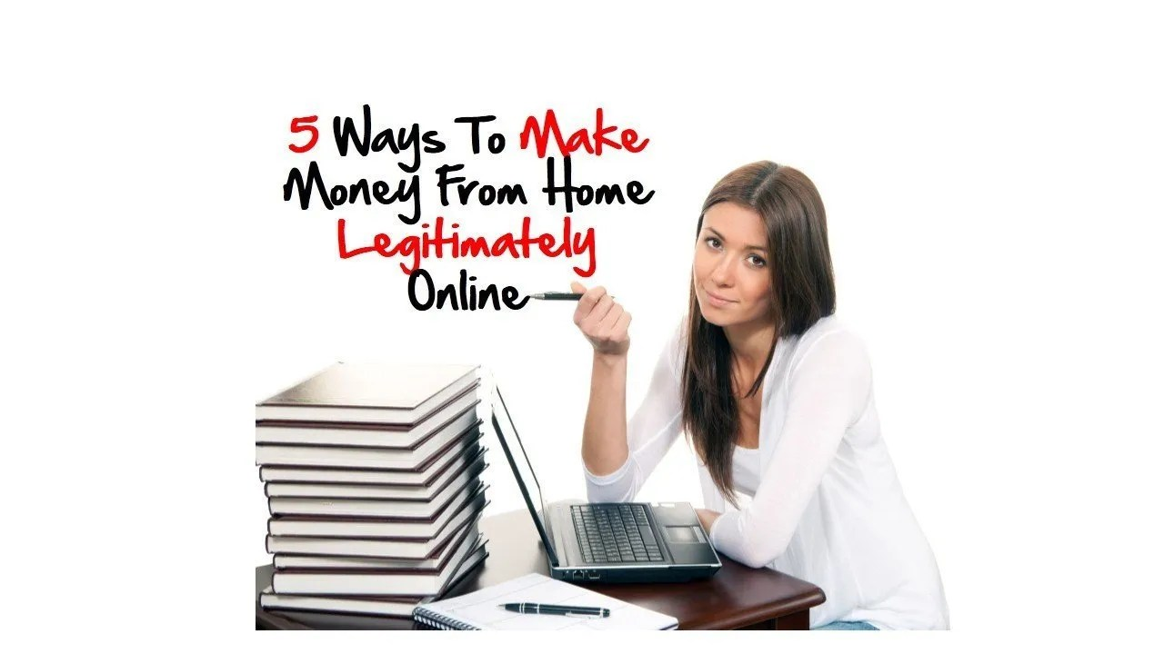 5 Incredible Ways You Can Make Easy Money Online -
