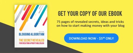 "Download Our eBook ""Blogging Algorithm"" FREE for 48 Hours! -"