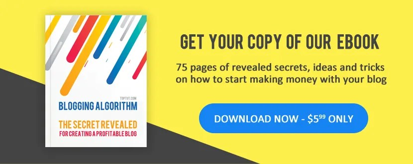 """Download Our eBook """"Blogging Algorithm"""" FREE for 48 Hours! -"""