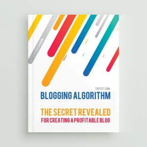 "Download Our eBook ""Blogging Algorithm"" FREE for 48 Hours! - Blogging"