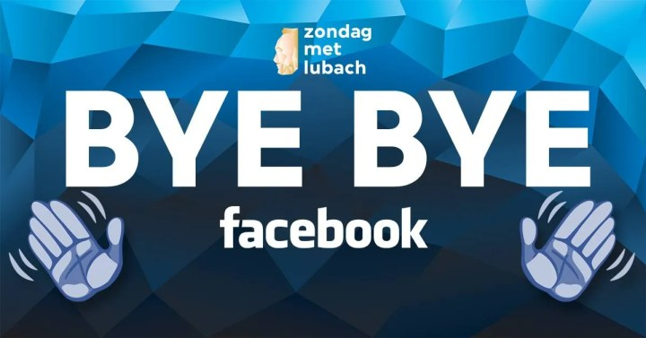The Sense & Nonsense Behind 'Bye Bye Facebook' Project - Social Marketing
