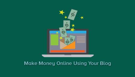 Ideas for Making Money Online - Logo
