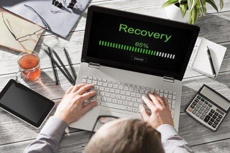 Data recovery - Data loss