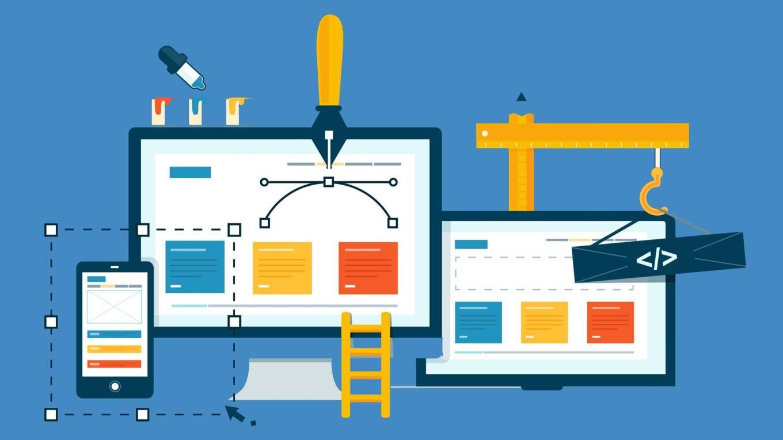 Web design - Web development