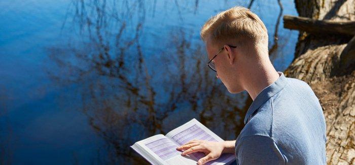 Pelajar belajar