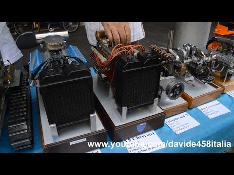Fantastický zvuk miniatúr silných motorov