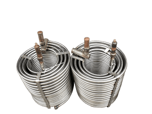 Accessory Coil tube heat exchanger