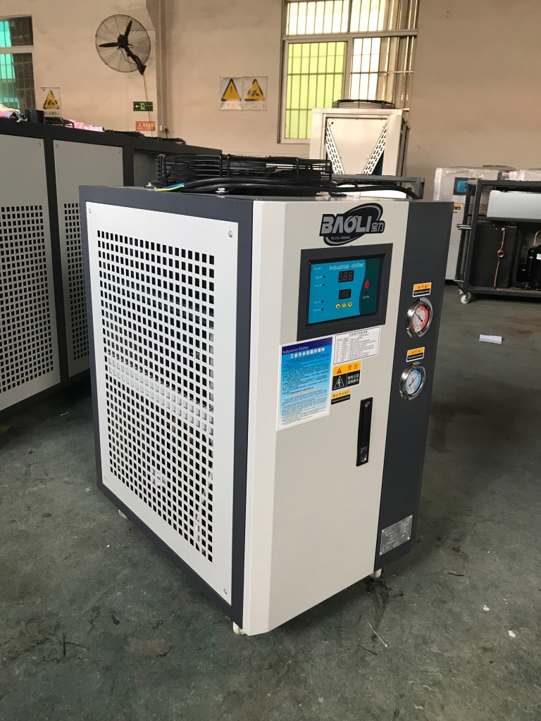 2HP air-cooled chiller