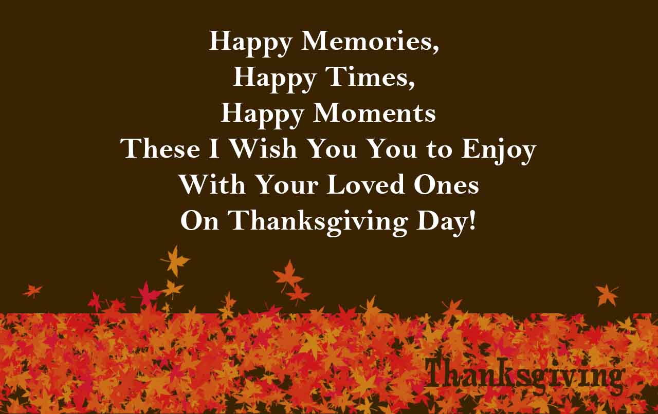 Quotes Happy Happy Thanksgiving Wishes Messages Quotes  Top Web Search