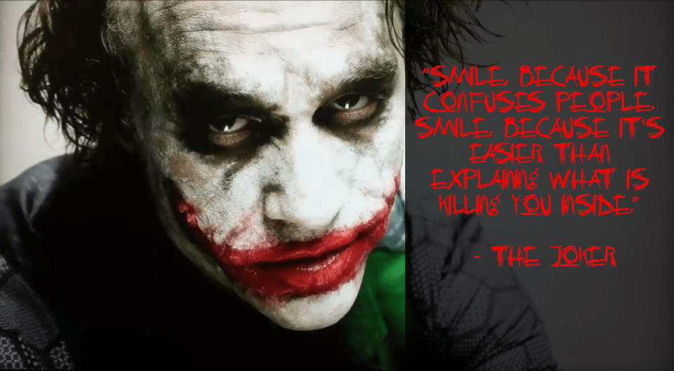 Tribute To Heath Ledger Most Loved Villain Of All Times Top Web
