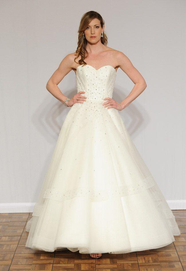 Ines De Santo Luxe Spring 2015 Dress Collection