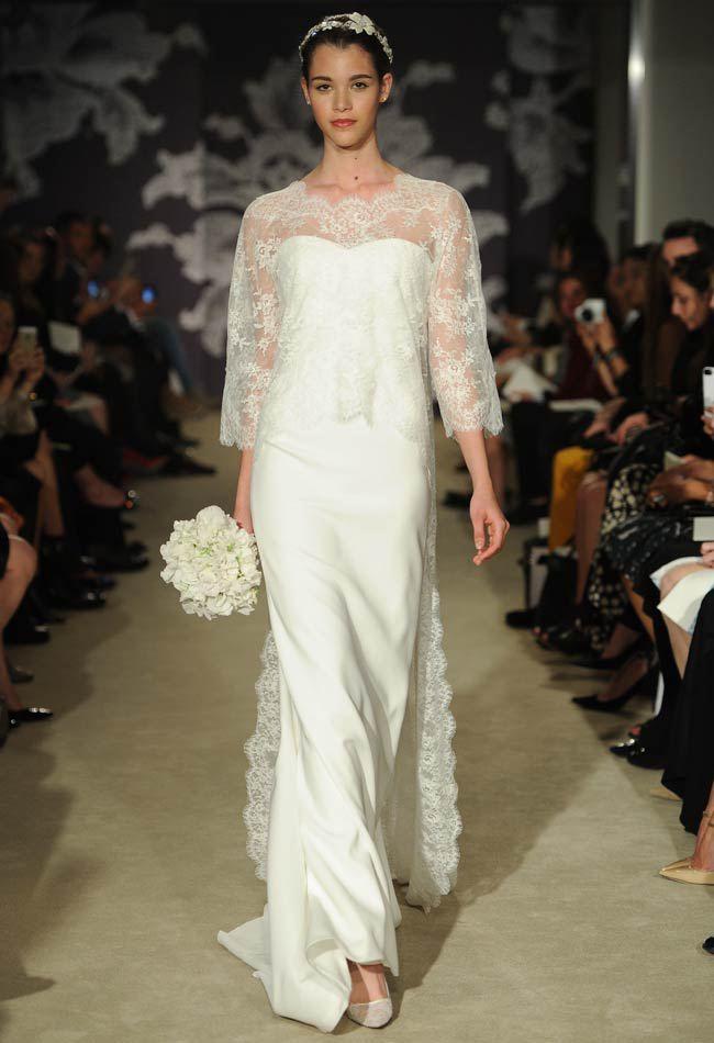 Carolina Herrera Spring 2015 Dress Collections