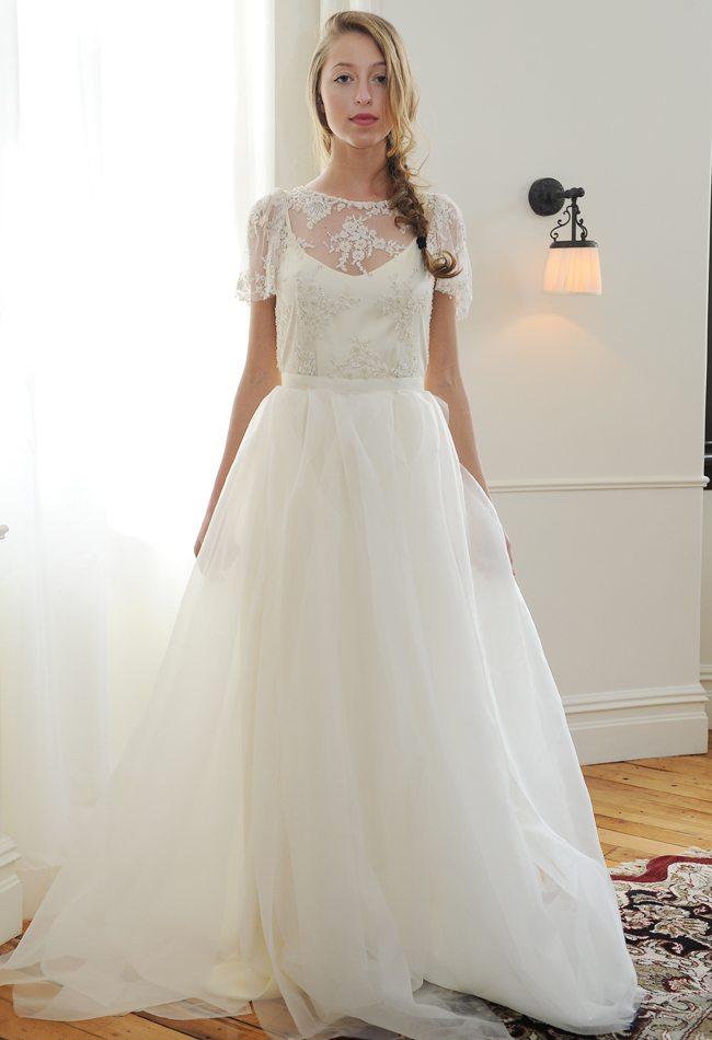 Sarah Seven Spring 2015 Dress Collection
