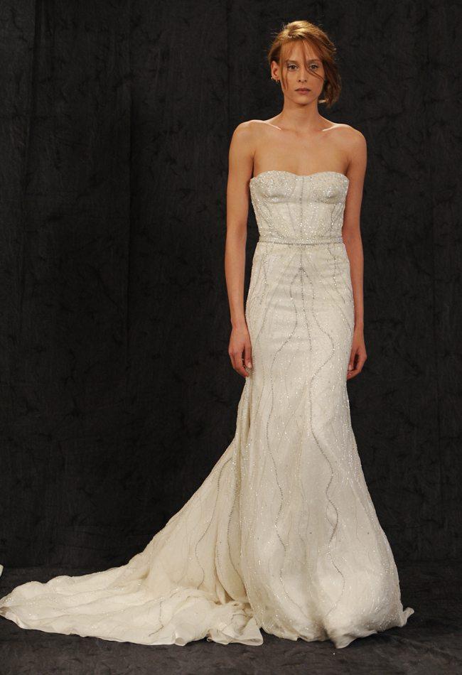 Anne Bowen Fall 2014 Dress Collection