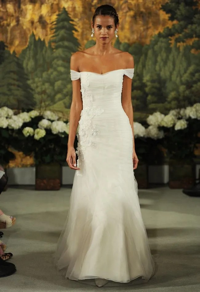 Anne Barge Spring 2015 Dress Collection