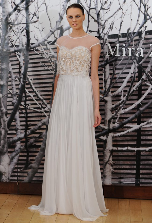 fall 2014 wedding dresses for second time older brides