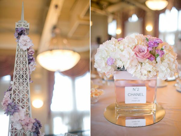 A Fte To Remember Your Paris Theme Wedding Formal