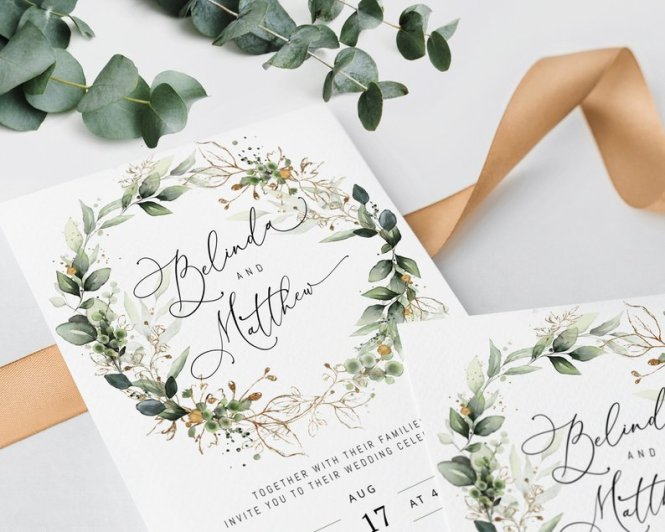 Inexpensive Wedding Invitations That