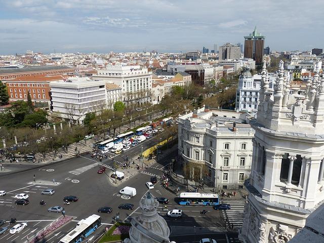 Stedentrip Madrid Aanbieding