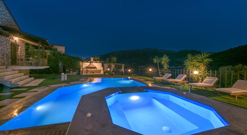 Aanbieding luxe villa griekenland zakynthos