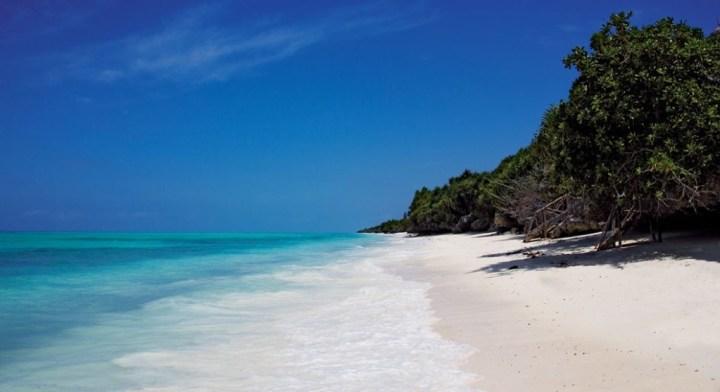Zanzibar aanbieding