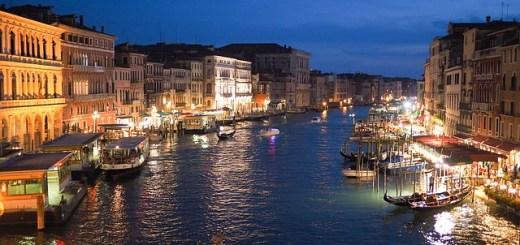 Venetie aanbieding korting stedentrip