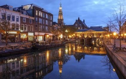 Leiden hotel aanbieding gratis rondvaart