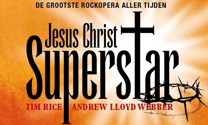 Rockopera Jesus Christ Superstar tickets va slechts €26,50! Dat is meer dan 50% korting!