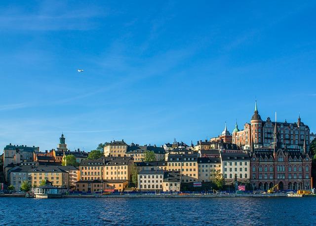 Stockholm stedentrip aanbieding
