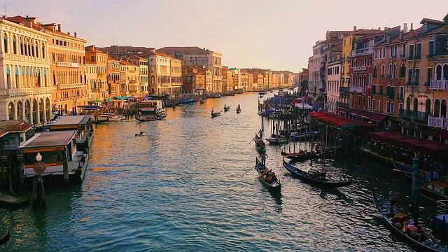 Stedentrip Venetie aanbieding