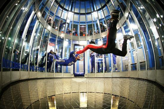 Indoor Skydive Roosendaal korting