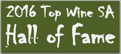 Top Wine SA Hall of Fame logo - 2016, tweaked