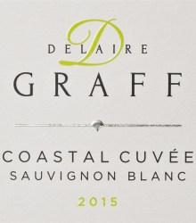 Delaire Graff Coastal Cuvee Sauvignon Blanc 2015