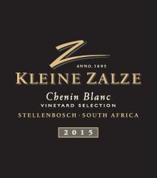 Kleine Zalze Vineyard Selection Chenin Blanc 2015